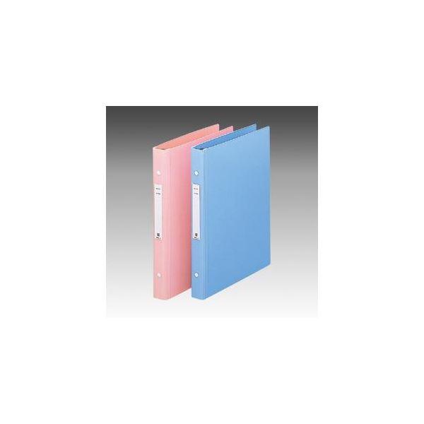 (業務用10セット) LIHIT LAB. メディカルサポートブック HB657-1 ブルー