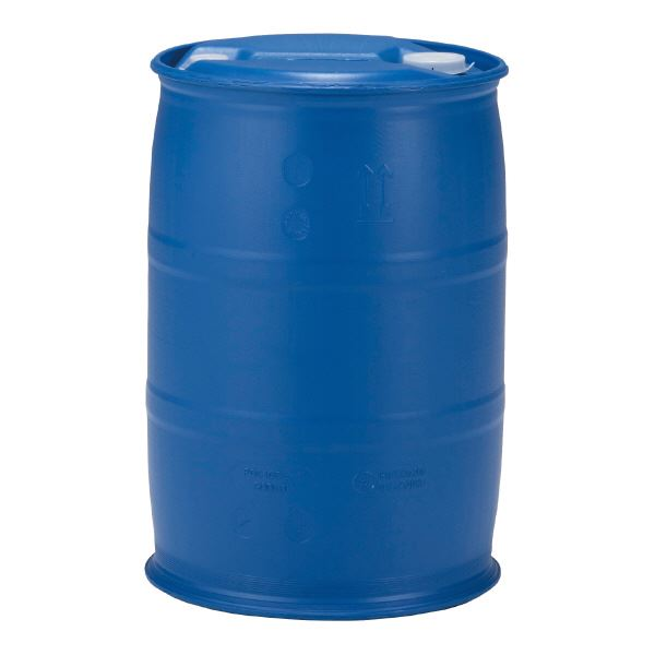 三甲(サンコー) 液体輸送用プラスチックドラム 【密閉タイプ】 PDC 100-1UN PC1P6(PE) ブルー(青)【代引不可】