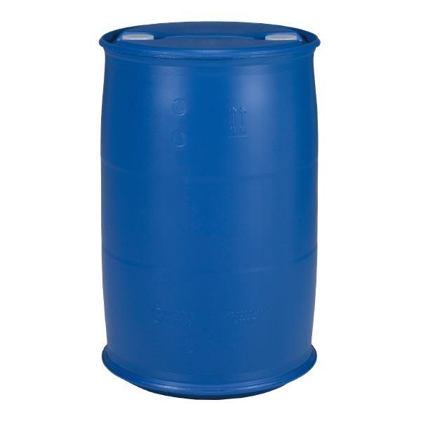 三甲(サンコー) 液体輸送用プラスチックドラム 【密閉タイプ】 PDC 200-8UN P6(PE) ブルー(青)【代引不可】