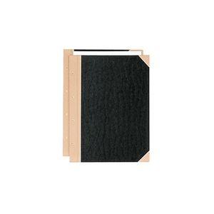 (業務用100セット) プラス とじ込み表紙 FL-003TU B4S 4穴