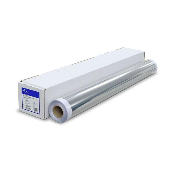 中川製作所インクジェット用クリアフィルム 36インチロール 914mm×30m 2インチコア 0000-208-HC4A1本
