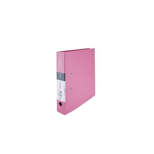 (まとめ)キングジム シンプリーズDリング A4S 653SP ピンク【×50セット】