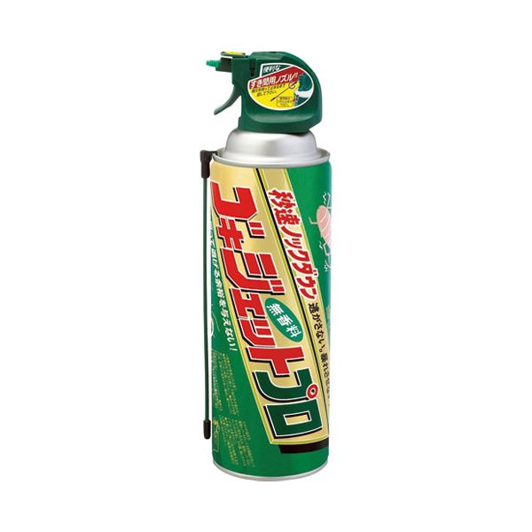 (まとめ) アース製薬 ゴキジェットプロ 450ml【×10セット】