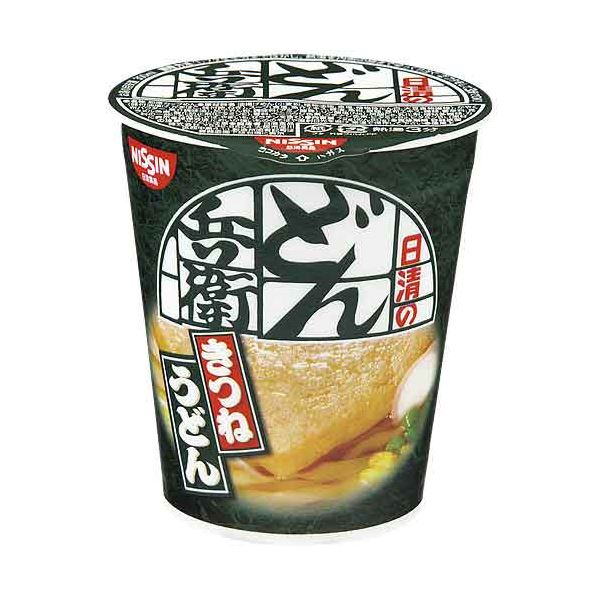 (まとめ)日清食品 タテ型どん兵衛きつねうどん 20食入【×5セット】