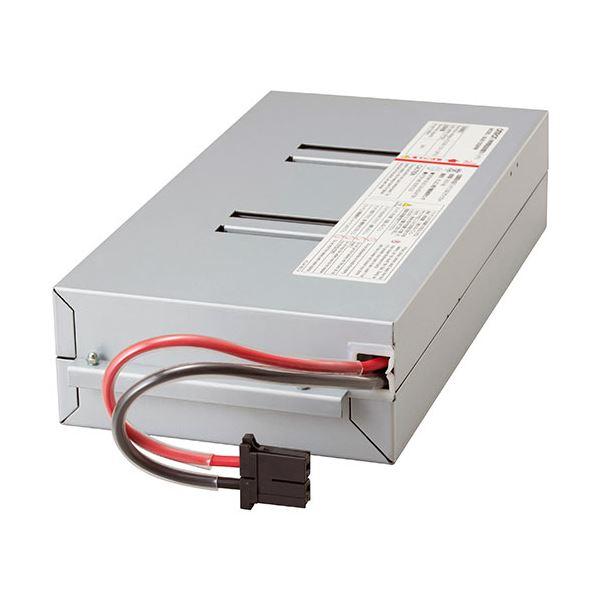 オムロン UPS交換用バッテリパックBU1002RW用 BUB1002RW 1個