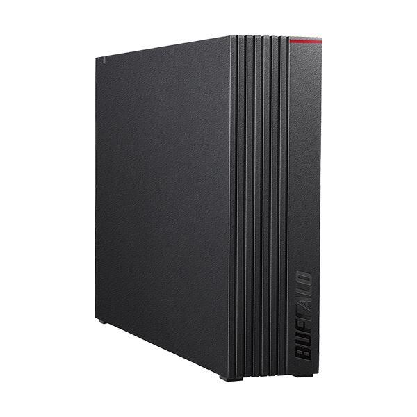 バッファローUSB3.1(Gen1)対応 AV向けドライブ採用 外付けHDD 3TB HD-LLD3.0U3-BKA 1台