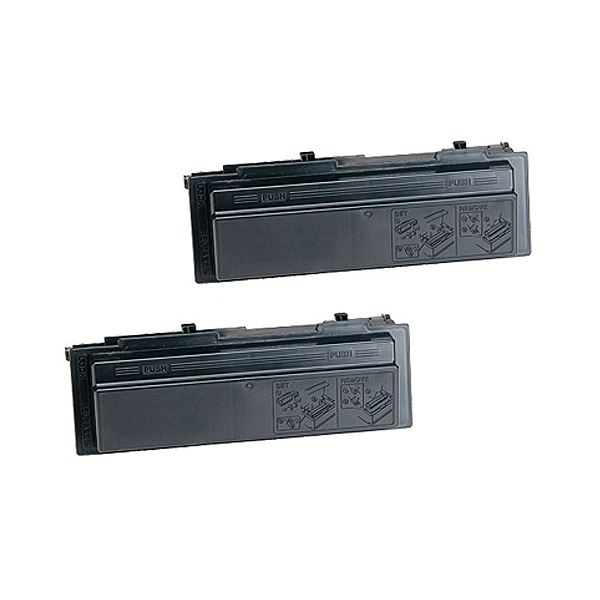 トナーカートリッジ LPB4T13タイプ汎用品 1パック(2個)