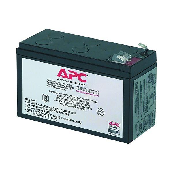 APC(シュナイダーエレクトリック)UPS交換用バッテリキット BE725・750G-JP用 RBC17J 1個