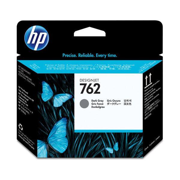 HP HP762 プリントヘッドダークグレー CN074A 1個