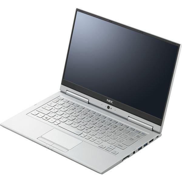 NEC VersaPro タイプVG (Core i5-7200U 2.5GHz/8GB/SSD256GB/ドライブなし/Of無/無線LAN/85キー/マウス無/Win10 Pro/リカバリ媒体無/3年パーツ)