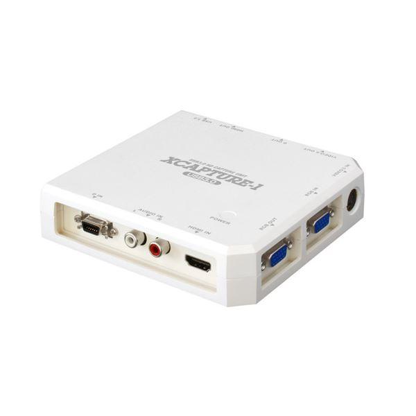 マイコンソフト コンポーネントHD&DVIキャプチャー・ユニット XCAPTURE-1 N DP3913549
