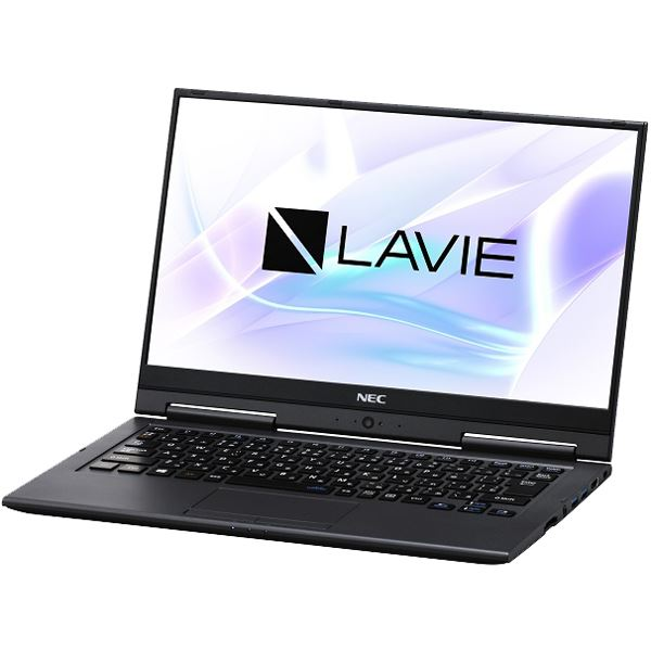 NECパーソナル LAVIE Hybrid ZERO - HZ500/LAB メテオグレー