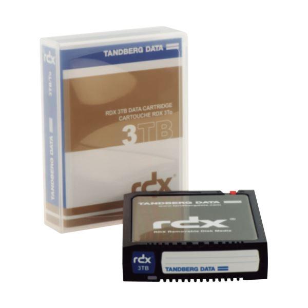 タンベルグデータ RDXQuikStor カートリッジ 3TB 8807 1個