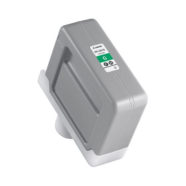 キヤノン インクタンク PFI-301顔料グリーン 330ml 1493B001 1個