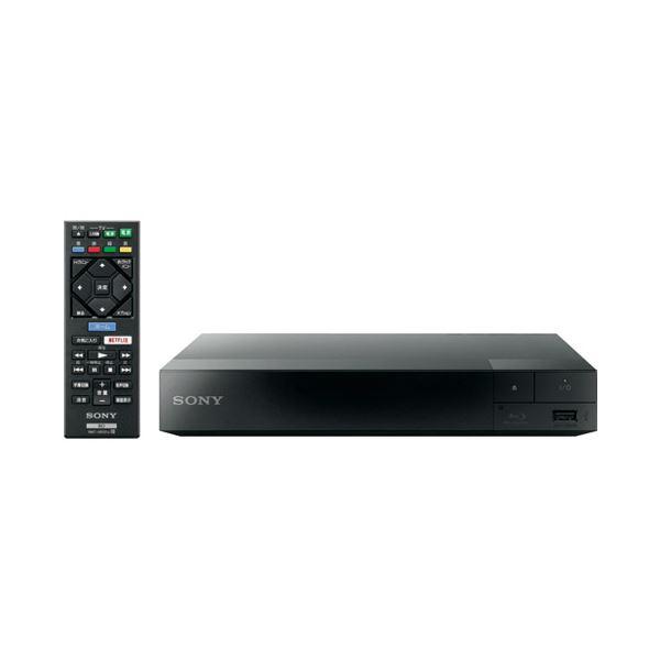 ソニー BD/DVDプレーヤー BDP-S1500