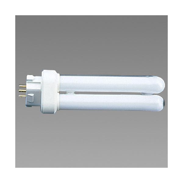 NEC コンパクト形蛍光ランプカプル2(FDL) 18W形 3波長形 昼白色 業務用パック FDL18EX-Nキキ.10 1パック(10個)
