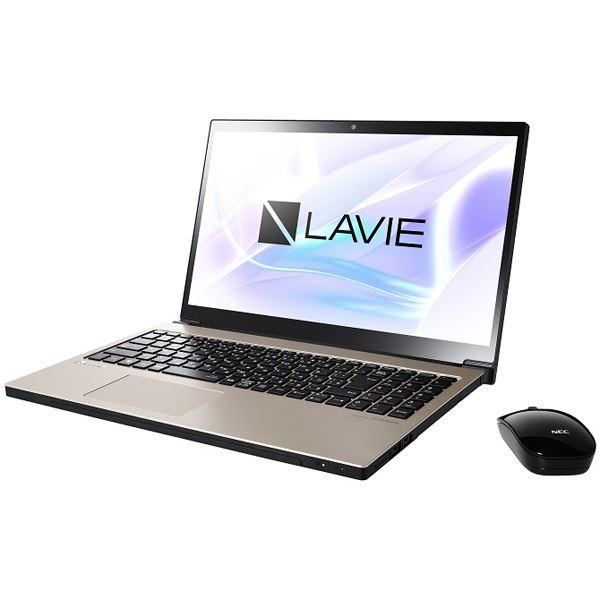 NECパーソナル LAVIE Note NEXT - NX850/LAG クレストゴールド