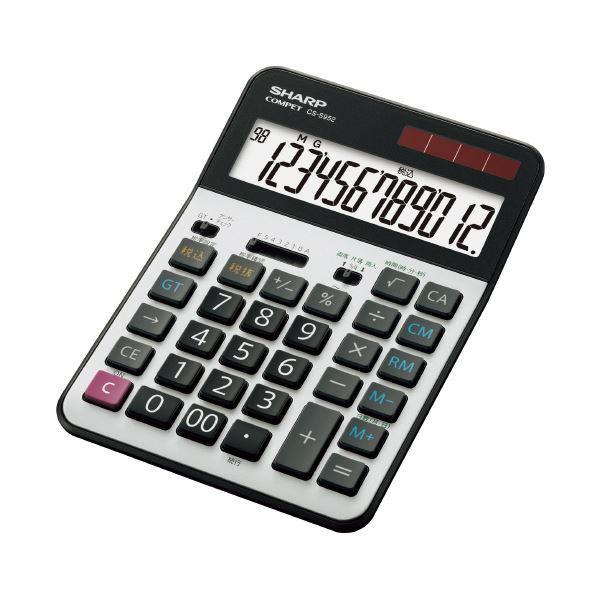 カシオ計算機 本格実務電卓 JS-20DB-N