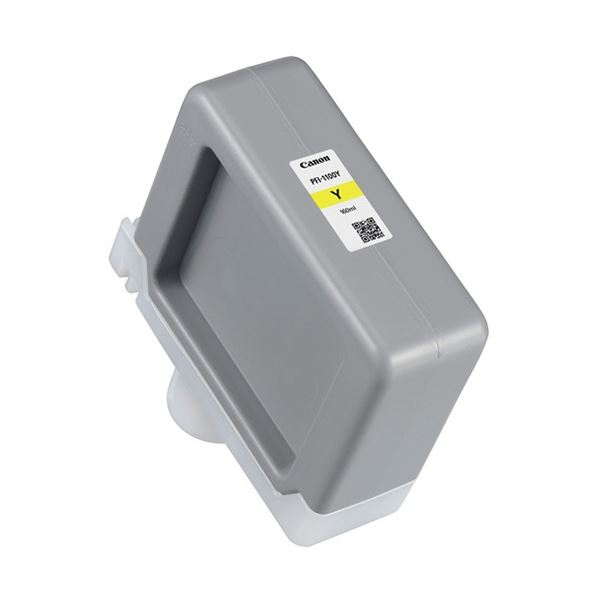 キヤノン インクタンクPFI-1100Y イエロー 160ml 0853C001 1個