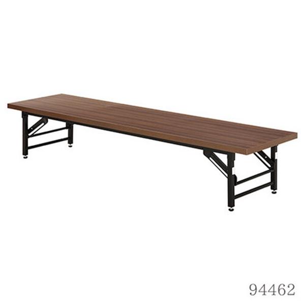 会議テーブル (ロータイプ) 4533D (94462)