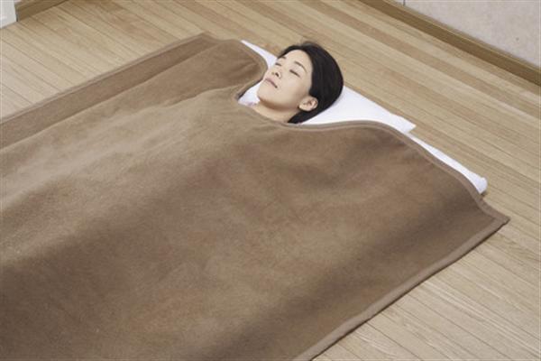 国産 くりえり毛布