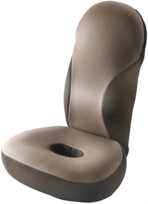 勝野式 美姿勢習慣 座椅子 ココア