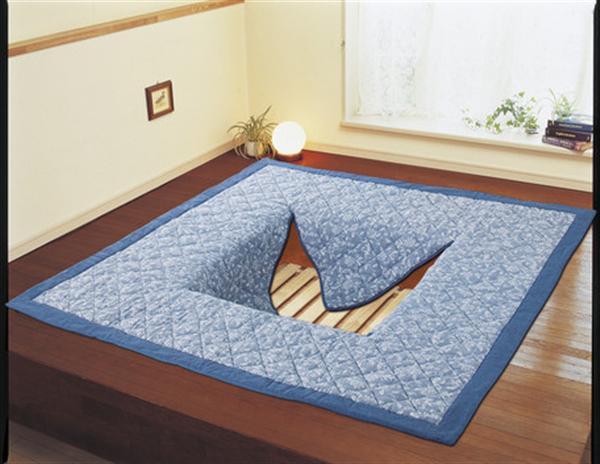 しじら織ダブルボリュームラグ長方形200×250cm
