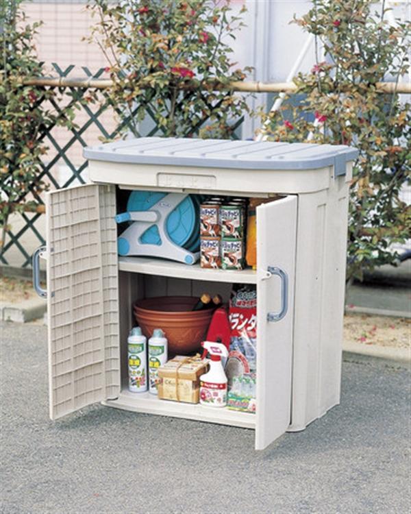 【6月中旬頃入荷予定】便利な屋外用収納ケース