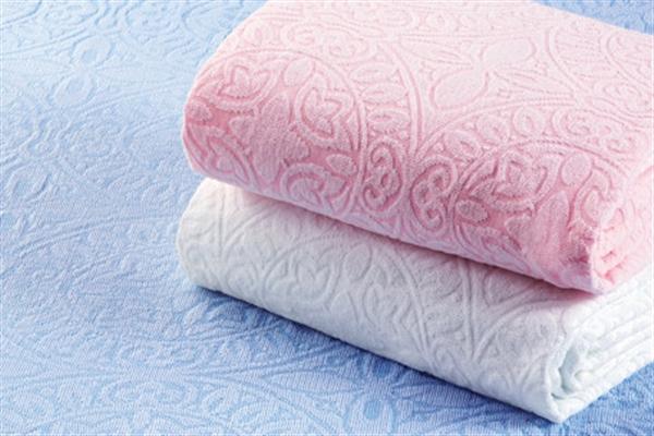 <title>今治産ジャカード織タオルシーツ3色組ブルー 正規認証品!新規格 ピンク ホワイト シングル</title>