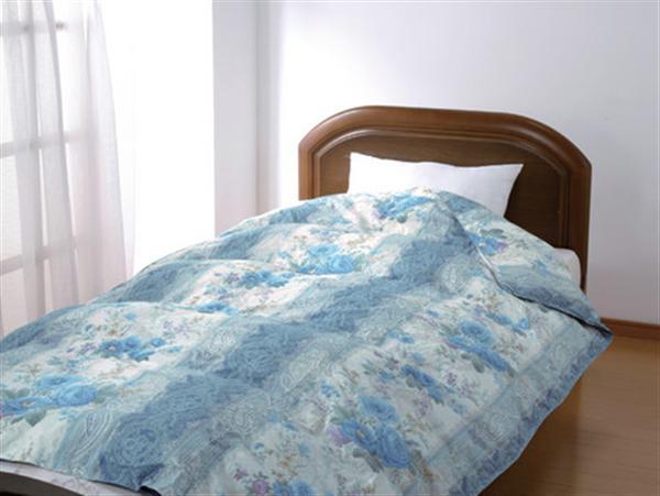 素敵な フランス産ダウン シングル&フェザー肌掛布団2色セットピンク系・ブルー系 シングル, 野々市町:530d1e46 --- construart30.dominiotemporario.com