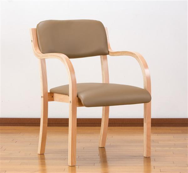 立ち座りサポートチェアピンク (組立式)