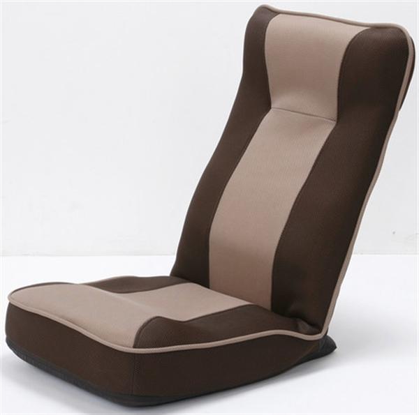 <整体師さんが推奨する>健康ストレッチ座椅子 ブラウン