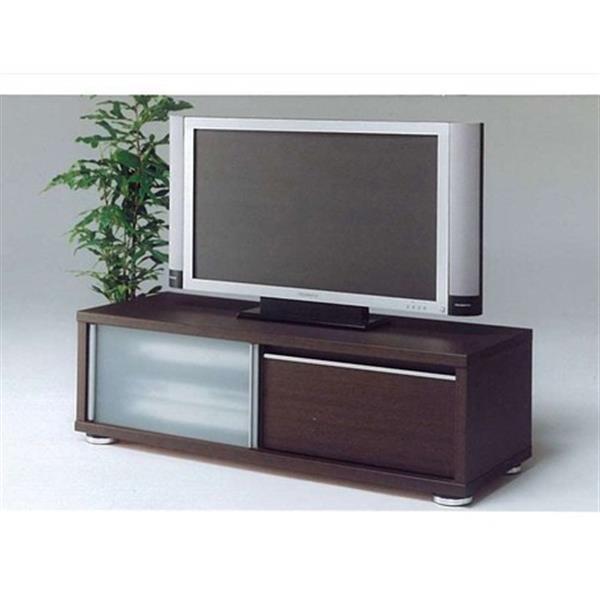 ストーム 120PZTV 薄型テレビボード ブラウン