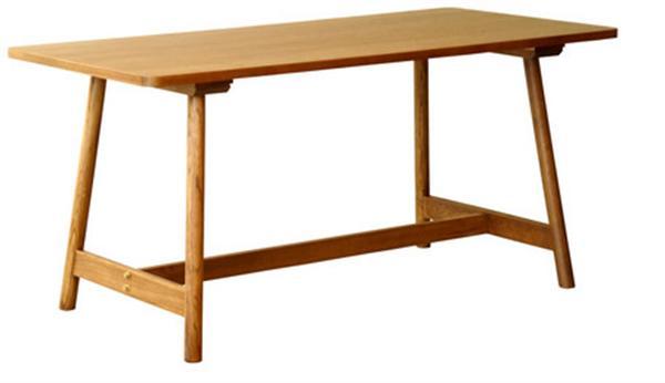 セスタ ダイニングテーブル 1500 BR