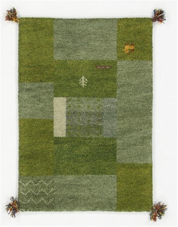 ギャッべ ラグ 「GABBEH D11」 約80×140cm