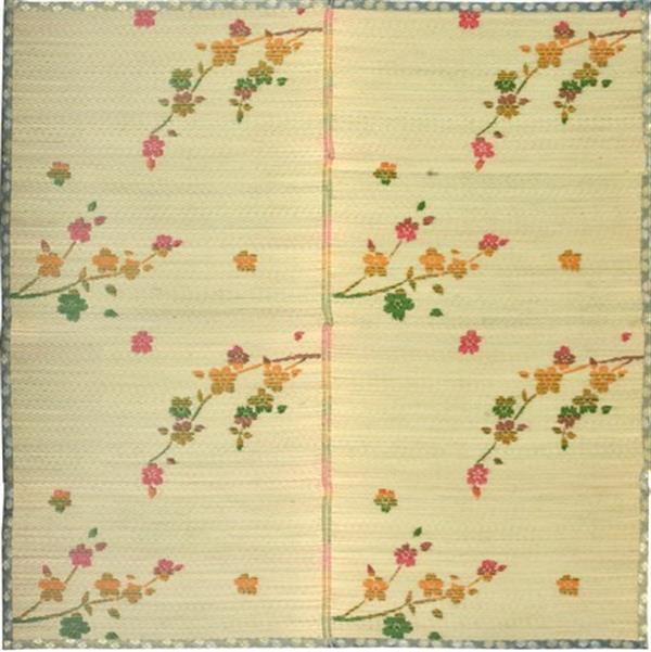 い草 花ござ 「小桜」 本間4.5畳