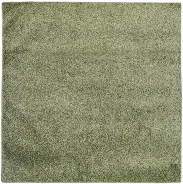 【防ダニ・抗菌・防臭】タフトラグ 日本製「デタント(折りたたみ)」 グリーン 約130×185cm