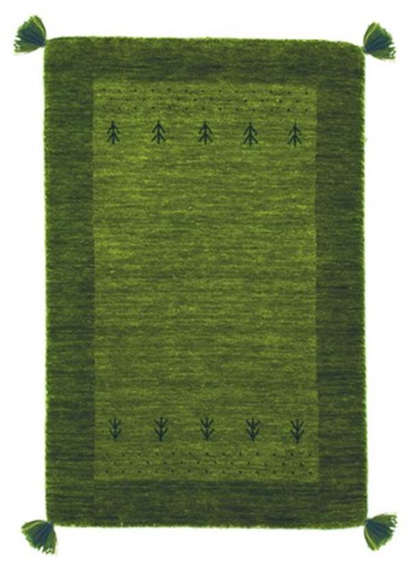 ギャッべ マット 「LORRI BUFFD L2」 約60×90cm