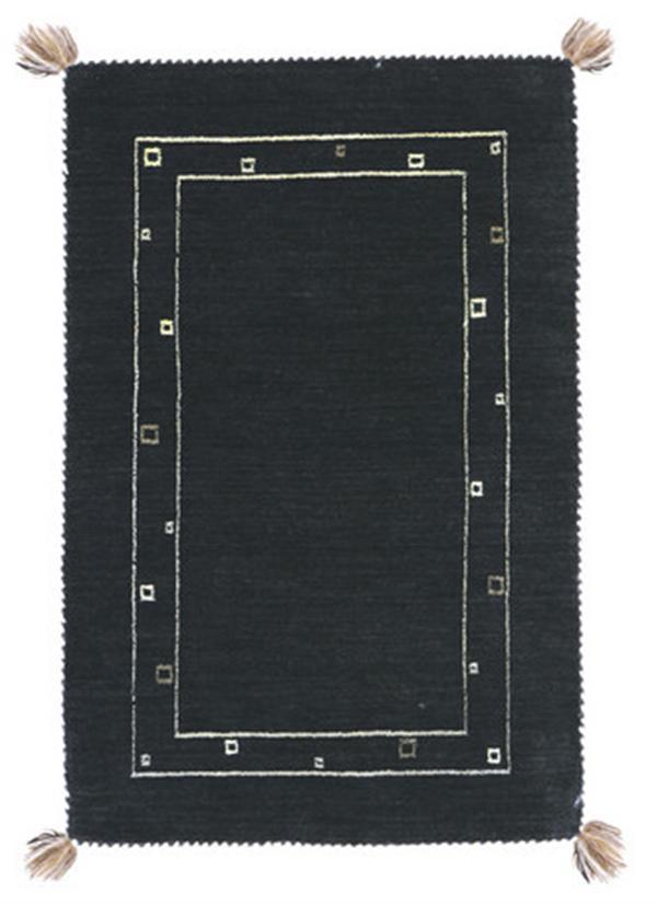 ギャッべ マット 「LORRI BUFFD L3」 約60×90cm
