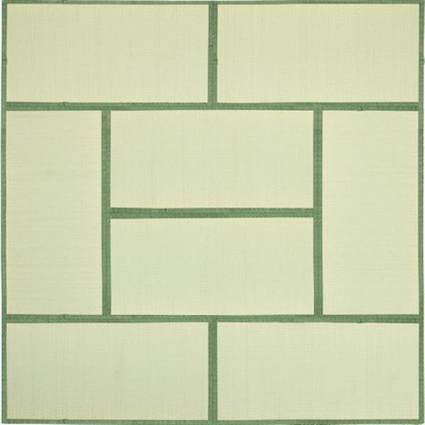 畳式上敷き フリーカットOK 「鷲羽(裏貼り有)」 本間6畳