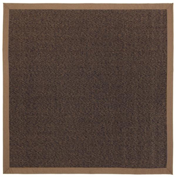 【2019新作】竹ラグ 厚手 ウレタン15mm「カナパ2」ブラウン 約180×240cm