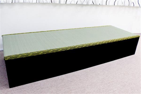 高床式ユニット畳ダークブラウン(1.5畳タイプ)