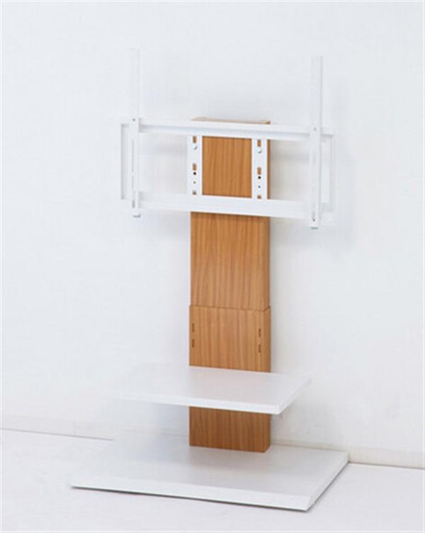 壁掛け風テレビ台 ロー  ナチュラル
