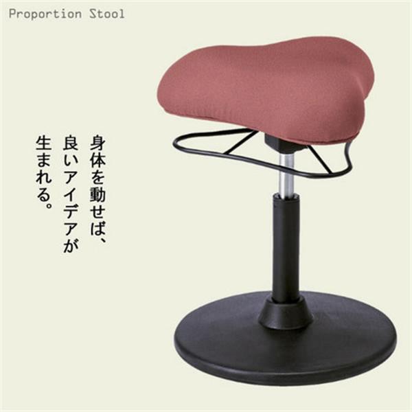 【欠品中】プロポーションスツール ロータイプ CH-800L ロータイプ ピンク
