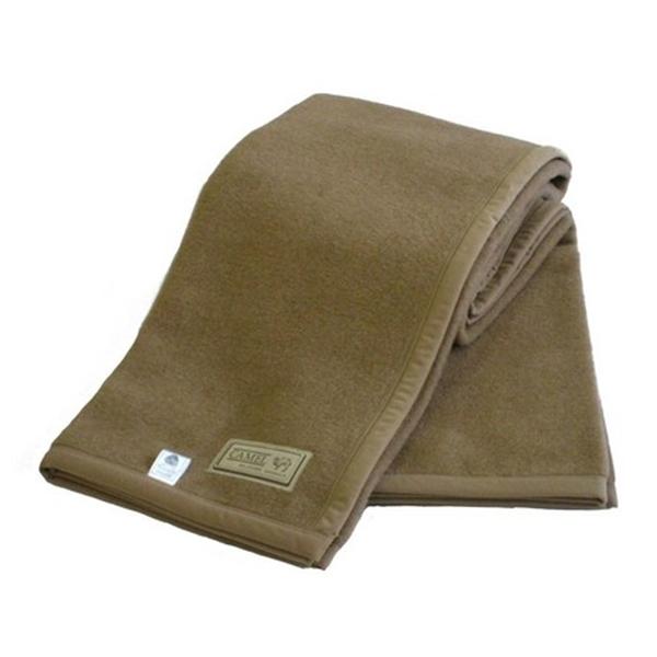 【日本製】やさしく身体を包み込む!あったかキャメル毛布 シングルブラウン