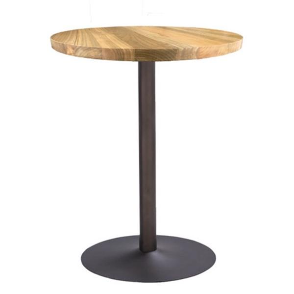 丸テーブル ロータイプ φ600 カフェ空間・ブルックリン・インダストリアル