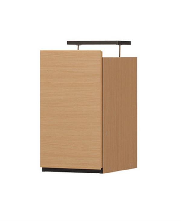 【送料無料】レンジ下用 サポートテーブル 【幅55cm】 日本製 スチール 〔キッチン ダイニング〕【同梱・代引不可】