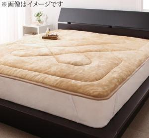 寝心地・カラー・タイプが選べる 大きいサイズのパッド・シーツ シリーズ 敷きパッド プレミアムマイクロ キング