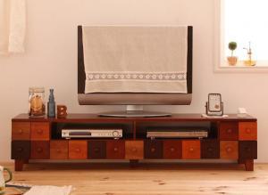 天然木北欧デザインテレビボード Bisca ビスカ 幅144