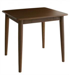 天然木タモ無垢材 カバーリングダイニング unica ユニカ ダイニングテーブル W75